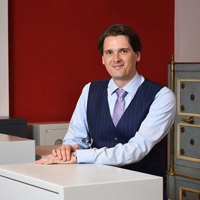 Pit Hartmann - Vertrieb und Fachberater für Tresore / Safes