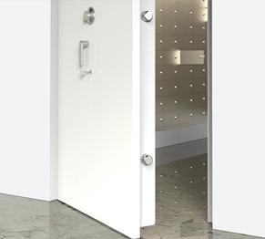 Tresorräume und Tresorraumtüren für die zertifizierte Sicherung ganzer Räume und Gebäudebereiche