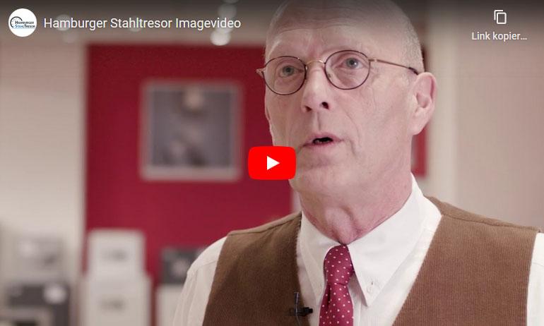 Video zum Tresorfachgeschäft der Familie Hartmann in der Hamburger Innenstadt