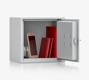Hotelsafes speziell für die Nutzung im Hotel- und Gastgewerbe mit Elektronikschloss