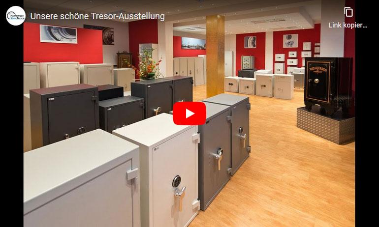 Video zum Tresorfachgeschäft und zur Tresorausstellung