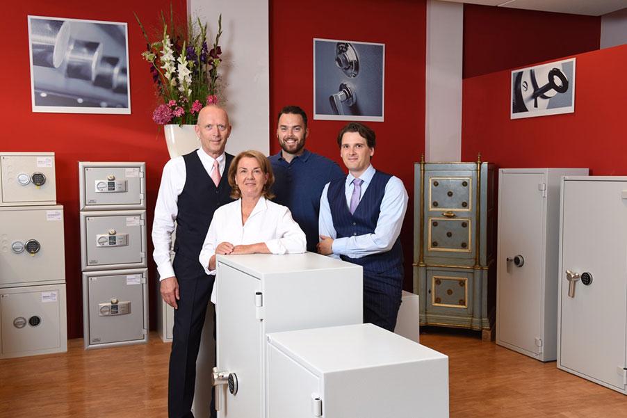 Familie Hartmann in der dritten Generation