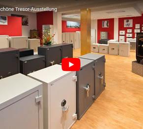 Video zum Tresorladen und zur Tresorausstellung
