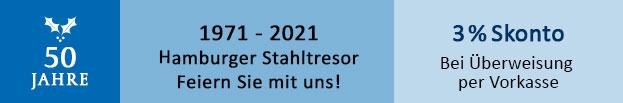 50 Jahre Hamburger StahlTresor